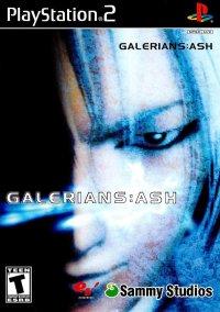Обложка Galerians: Ash