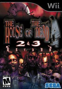 Обложка The House of the Dead 2 & 3 Return