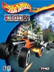 Обложка Hot Wheels Mechanix