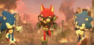 Sonic Forces. Трейлер создания персонажей