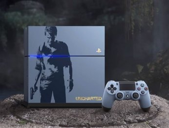 Конкурс коубов Uncharted 4: выиграй PS4 Limited Edition