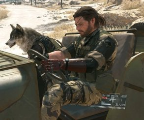 MGS 5: The Phantom Pain покорила сердца западных критиков