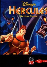 Disney's Hercules – фото обложки игры
