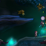 Скриншот Luna Shattered Hearts - Episode 1 – Изображение 4