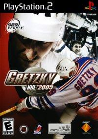 Обложка Gretzky NHL 2005