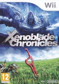 Обложка Xenoblade Chronicles