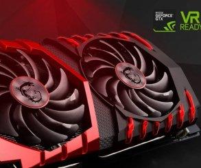 MSI и ZOTAC анонсировали видеокарты на базе GeForce GTX 1080 Ti