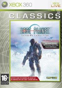 Обложка Lost Planet Colonies