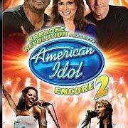 Обложка Karaoke Revolution: American Idol Encore 2