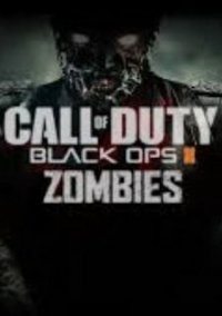 Обложка Call of Duty: Black Ops Zombies