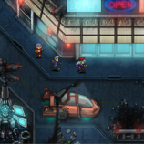 Скриншот Cosmic Star Heroine
