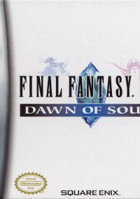 Обложка Final Fantasy I & II: Dawn of Souls