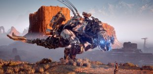 Horizon: Zero Dawn. Thunderjaw