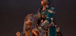 Star Ocean: Integrity and Faithlessness. Релизный трейлер