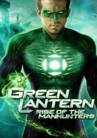 Обложка Green Lantern: Rise of the Manhunters