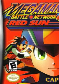 Обложка Mega Man Battle Network 4: Red Sun