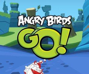 Анонсирована Angry Birds GO!