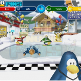 Скриншот Club Penguin Game Day!