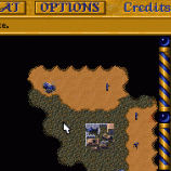 Скриншот Dune II: The Building of a Dynasty
