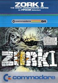 Обложка Zork I