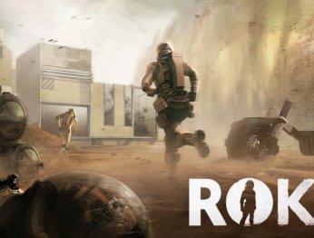Rokh. Геймплейный трейлер