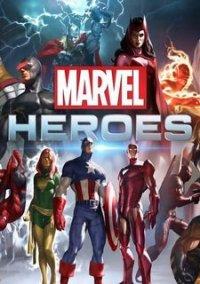 Обложка Marvel Heroes