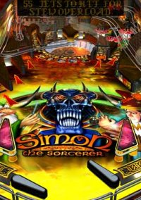 Обложка Simon the Sorcerer Pinball