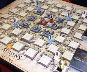 Тамплиеры сядут за стол в Assassin's Creed: Arena