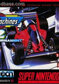 Обложка Micro Machines 2 Turbo Tournament