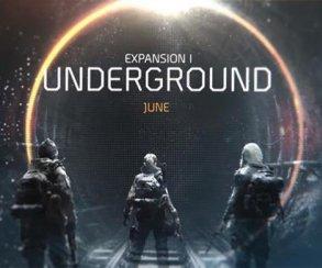Новое DLC для The Division уводит сражение под землю