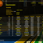 Скриншот World Basketball Manager 2012 – Изображение 3