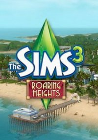 Обложка The Sims 3: Roaring Heights