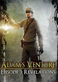Обложка Adam's Venture 3: Revelations