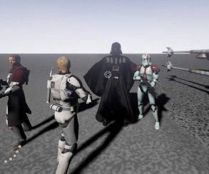 Фанатская версия Star Wars: Battlefront 3 выйдет в Steam