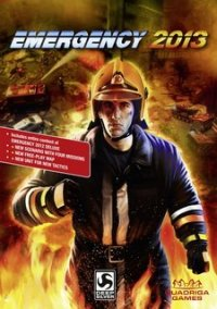 Обложка Emergency 2013
