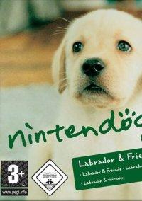 Обложка Nintendogs