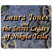 Обложка Laura Jones and the Secret Legacy of Nikola Tesla