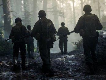 Смотрите премьеру геймплея Call of Duty: WWII прямо здесь