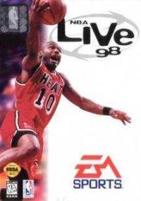 Обложка NBA Live '98