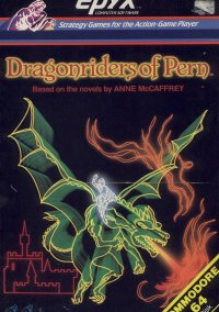 Обложка Dragonriders of Pern