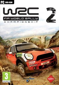 Обложка WRC 2 FIA World Rally Championship