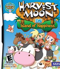 Harvest Moon: Island of Happiness – фото обложки игры