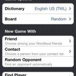 Скриншот Wordfeud – Изображение 4