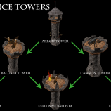 Скриншот Tower Lords
