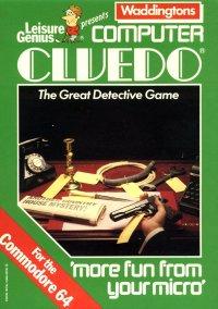 Обложка Cluedo
