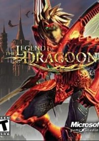 Обложка The Legend of Dragoon