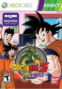Обложка Dragon Ball Z for Kinect
