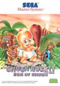 Chuck Rock II: Son of Chuck – фото обложки игры