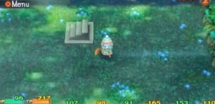 Etrian Mystery Dungeon. Видео #2