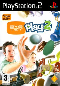 Обложка EyeToy: Play 2